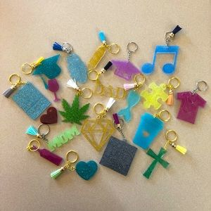 🎉🎉 HP🎉🎉 Made To Order CUSTOM Keychains!!